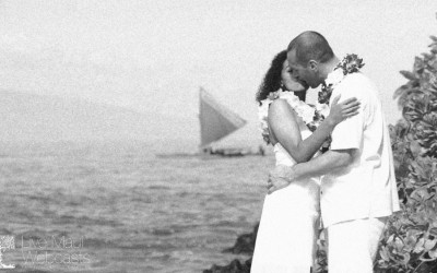 Super Slow Motion Maui Wedding