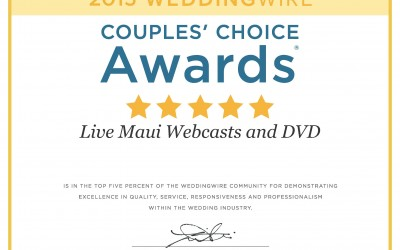 Award Winning Hawaii Wedding Videography