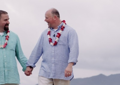 Richard and Vernon's Kauai Wedding