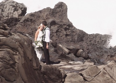 Jannae and Garret's Maui Wedding