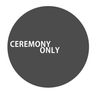 ceremonyonly