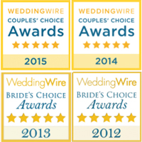 Hawaii wedding video Bride's Choice Award