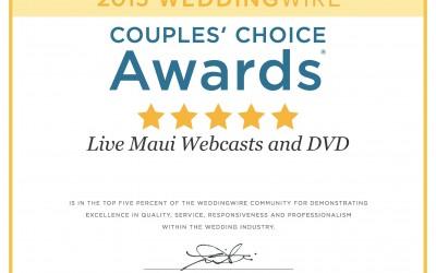 Award Winning Hawaii Wedding Videography